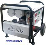 оборудование для пенополиуретана ДУГА П2Т (с подогревом компонентов)