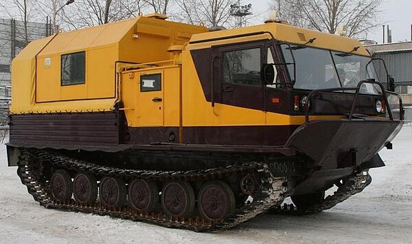 вездеход ЧЕТРА ТМ- 120, ТМ- 130