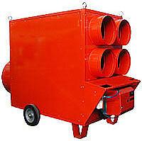 Воздухонагреватель жидкотопливный ТАЖ 110