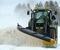 Комбинированная дорожная машина на базе трактора John Deere 6150 M