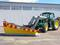 Скоростной передний снегоуборочный отвал серии AM «FMD 3000»