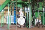 линии производства гранулированных органических удобрений из птичьего помёта
