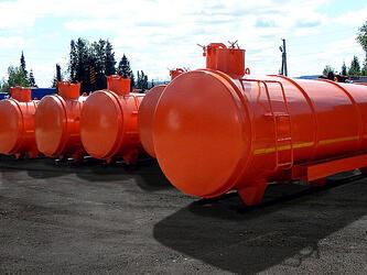 Производство и монтаж автоцистерн 4-20 м.куб