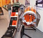 Конвейер MASS NDS5 (Италия) с барабанным сепаратором литников