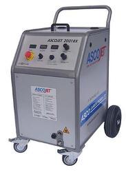 Установка для криогенного бластинга AscoJet ( безабразивная очистка сухим льдом)