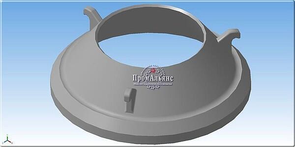Комплект конусов дробящих СМД-120(А)