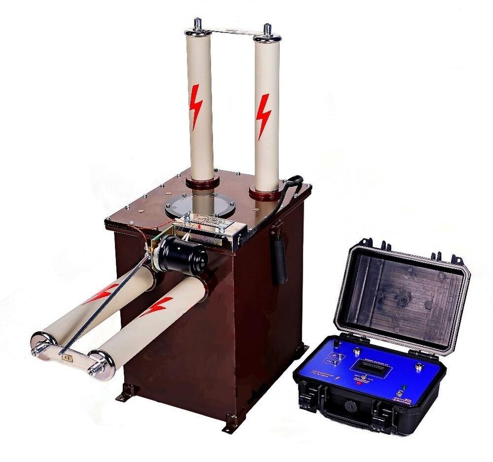 АВ 45-0,1 Высоковольтная СНЧ  установка для испытания кабеля