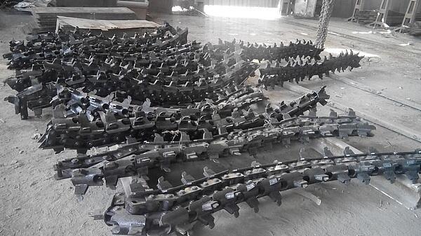 цепи баровые Аллигатор