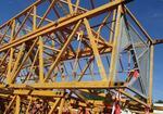 Продажа секций 100LC на башенный кран Liebherr