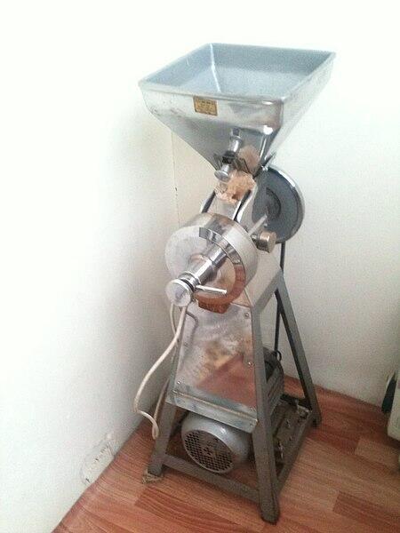 Мельница для помола кофе и зерновых культур