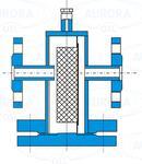 Фильтр сетчатый ФС-VIII