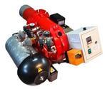 Горелка на отработке AL-35T (120-440 кВт) для печи, котла или теплогенератора