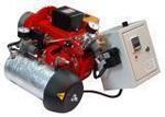 Горелка на отработанном масле AL-4V (15-45 кВт) для котла