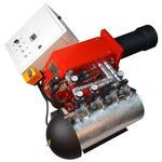 Промышленная горелка AL-120Т (600-1600 кВт) для теплогенератора на отработанном масле