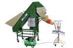 оборудование машина для фасовки упаковки овощей, картофеля, лука, моркови, свеклы, корнеплодов, цитрусов УД-5 с клипсатором