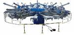 Трафаретная печатная машина Schenk VARIprint 2002 CX/EX