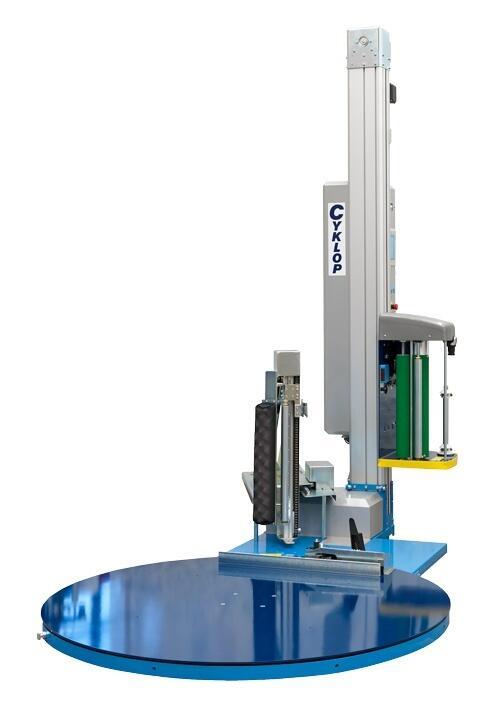 Полуавтоматический паллетоупаковщик GL 300 CU