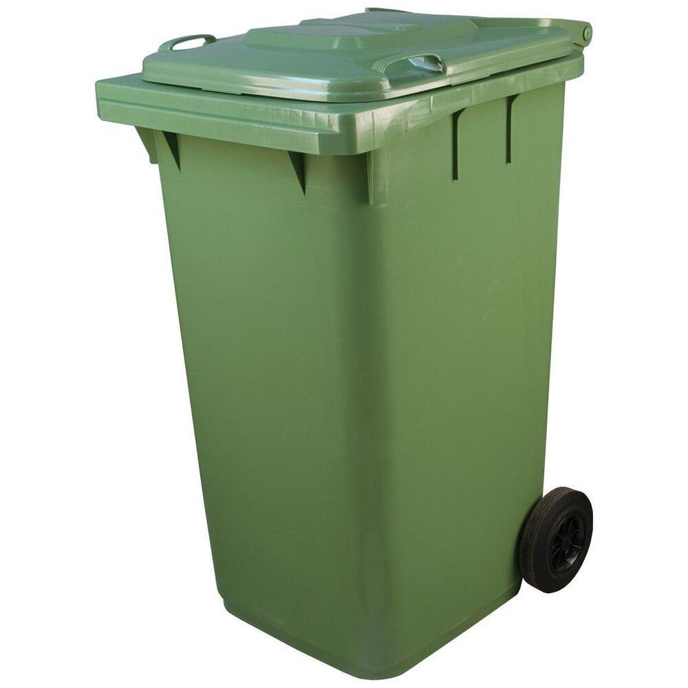 Пластиковые контейнеры 240 л