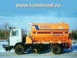 Универсальная комбинированная машина КО-806-20