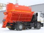 Универсальная комбинированная машина КО-829ДМ-10