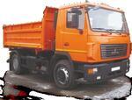 Самосвал МАЗ-5550V3-520-001