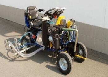 Машина дорожной разметки СТиМ «Контур 50»