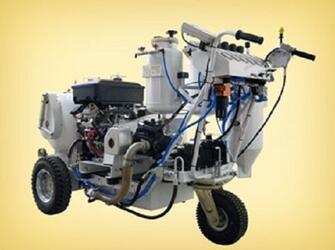 Машина дорожной разметки СТиМ «Контур 90 ХП»