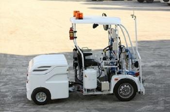 Машина дорожной разметки СТиМ «Контур 100»