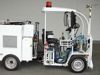 Машина дорожной разметки СТиМ «Контур 300»