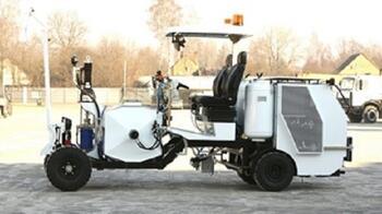 Машина дорожной разметки СТиМ Kontur 650K