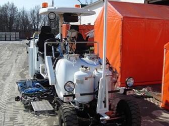 Машина дорожной разметки СТиМ Kontur 650 ХПЭ