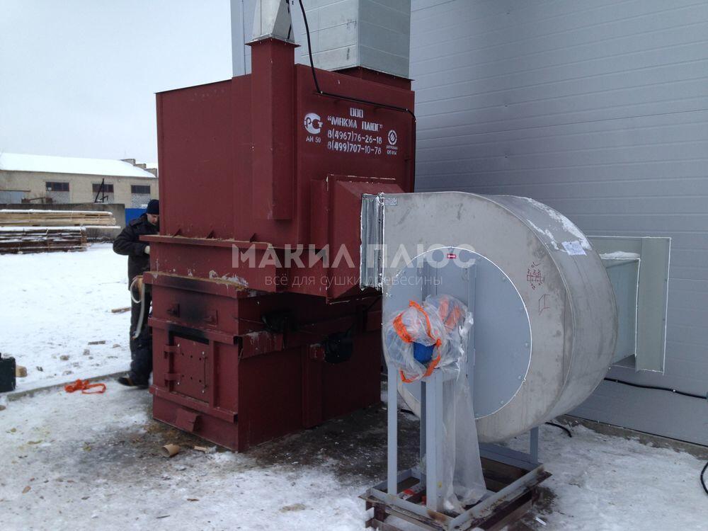 Продам теплоагрегат УВН-250 в комплектации