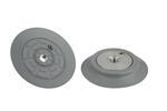Плоские вакуумные присоски круглой формы  Suction Plates SPU