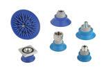 Плоские вакуумные присоски круглой формы  Flat Suction Cups SAF