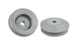 Сильфонные вакуумные присоски круглой формы  Bellows Suction Cups FSGPL (1.5 Folds)