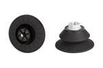 Сильфонные вакуумные присоски круглой формы  Bellows Suction Cups SAB HT2 (1.5 Folds)