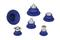 Bellows Suction Cups SAB (1.5 Folds)
