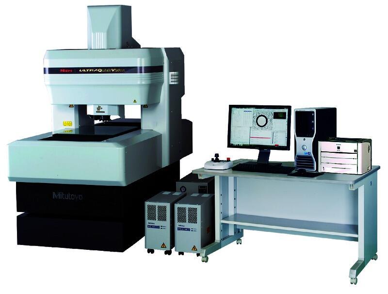 Видеоизмерительная машина CNC Vision Measuring Machine QV-U404P1N-D