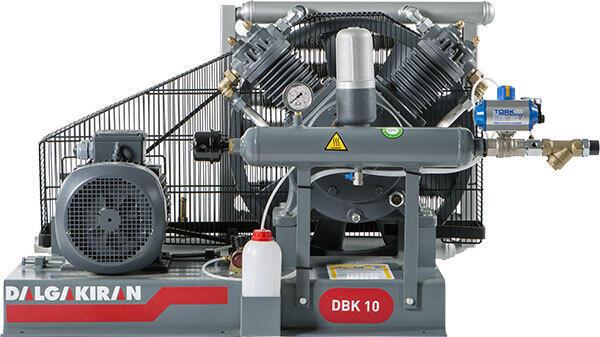 Бустерные компрессоры серии Dalgakiran DBK 10