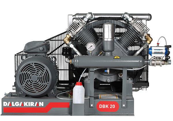 Бустерные компрессоры серии Dalgakiran DBK 20