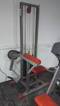 Оборудование для тренажерного зала (тренажеры)
