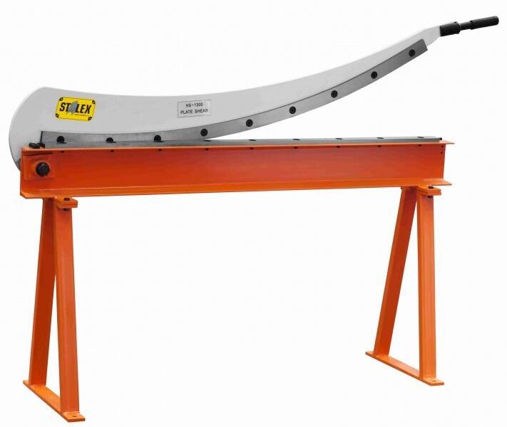 Гильотина ручная сабельного типа Stalex HS-1000