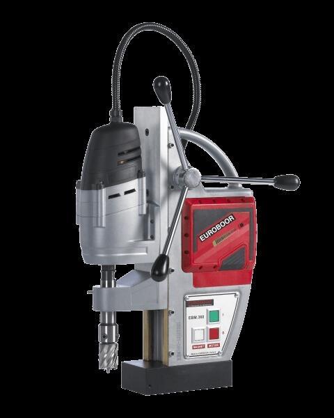 Сверлильно-фрезерная машина со встроенным аккумулятором Euroboor EBM.360
