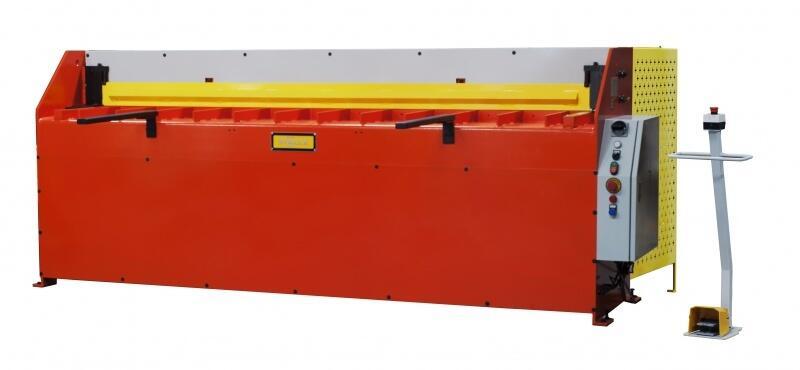 Гильотина гидравлическая STALEX HQ01-1.6x2500B