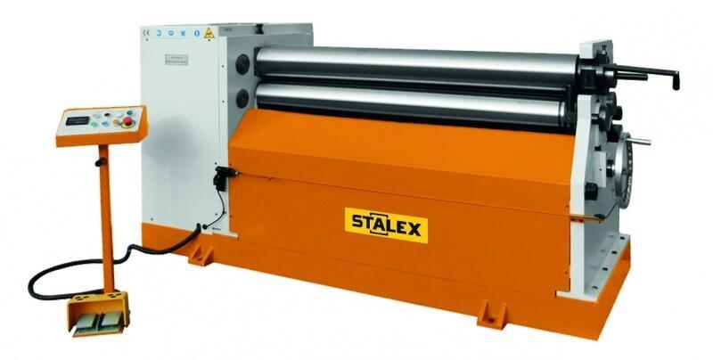 Станок вальцовочный гидравлический Stalex HSR-1300x6.5