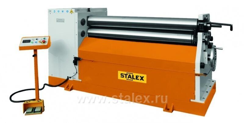 Станок вальцовочный гидравлический STALEX HER-2070x8.5