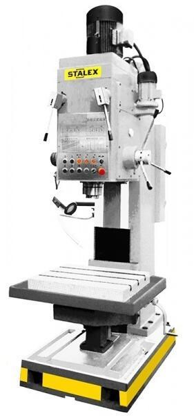 Станок сверлильный тяжелый STALEX MGB32