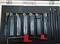 Набор резцов с мех.креплением пластин с покрытием, сечение 16х16 мм, 9 шт.