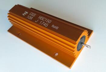 Резистор HSC15010RJ (150W, 10R, 5%)