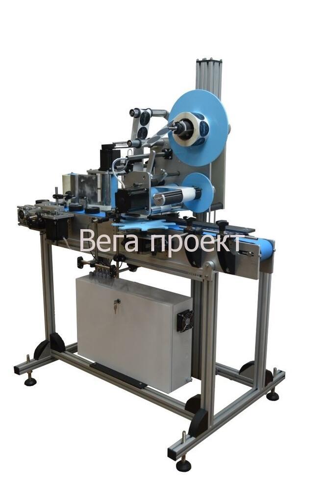 Этикетировочный автомат ВЕГА-02 (напольная)